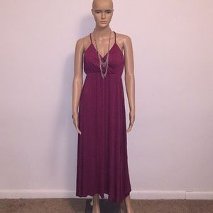 Gap maxi dress XS